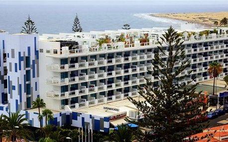 Kanárské ostrovy, Gran Canaria, letecky na 4 dny polopenze