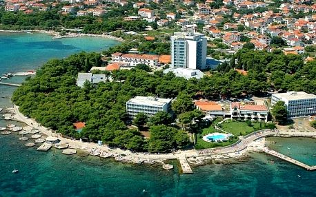 Chorvatsko, Severní Dalmácie, vlastní dopravou na 8 dní snídaně