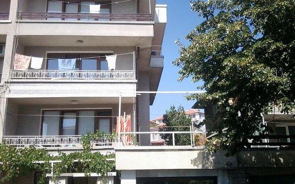 Bulharsko, Sozopol, letecky na 12 dní bez stravy2