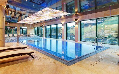 Léto s polopenzí a wellness v 4 * hotelu Pegaz