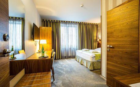 Západní Slovensko: Hotel LÖWE ****
