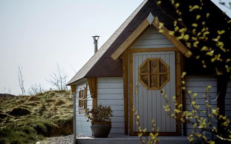 Skotsko: Skye Eco Bells
