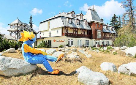 Vysoké Tatry: Hotel Solisko