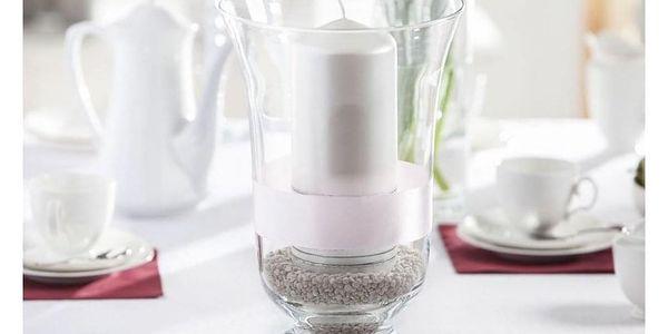 Altom Skleněná váza Elena, 35 cm2