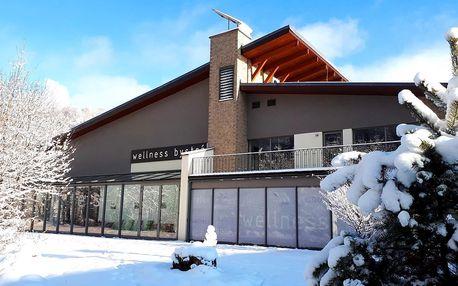 Nízké Tatry: Wellness hotel Bystrá