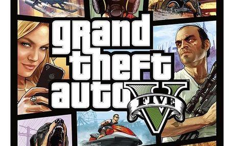 Hra RockStar Xbox One Grand Theft Auto V (5026555284080)