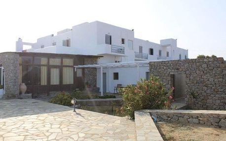 Řecko, Mykonos, letecky na 12 dní snídaně