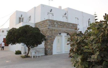 Řecko, Mykonos, letecky na 12 dní bez stravy