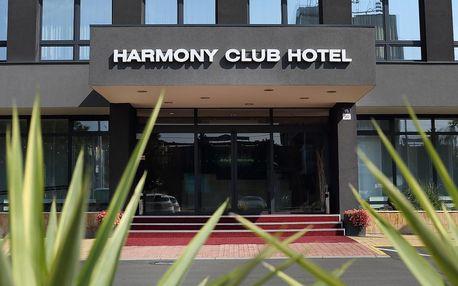 Ostravsko - Slezsko: Hotel Harmony Club Ostrava