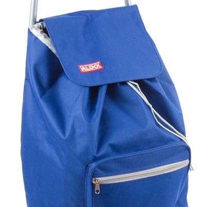 Aldo Nákupní taška na kolečkách Cargo, modrá