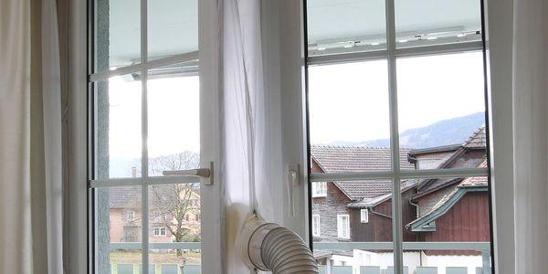 Okenní sada pro klimatizaci Guzzanti GZ 9012