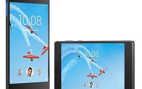"""Dotykový tablet Lenovo TAB4 7 Essential černý (7"""", 16 GB, WF, BT, GPS, Android 7.0) (ZA300137CZ)"""