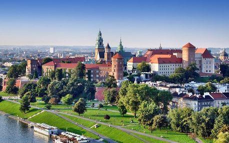 Polsko - Wieliczka autobusem na 1 den