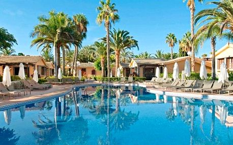 Kanárské ostrovy, Gran Canaria, letecky na 8 dní all inclusive