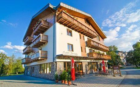 Vysoké Tatry pro rodiny ve Vile Borievka 1 km od lanovky na Lomnický štít + 2 děti v ceně