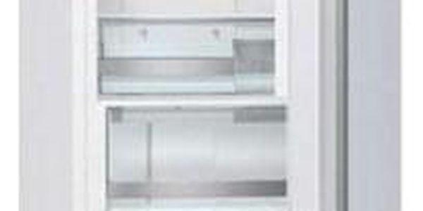 Chladnička s mrazničkou Gorenje NRK6202TW bílá