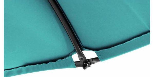 Garthen EDEN 41001 Luxusní závěsné lehátko - tyrkysová4
