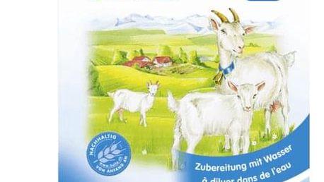 4x HOLLE Bio Kojenecká mléčná výživa na bázi kozího mléka 2, 400 g