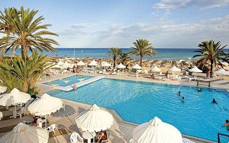 Tunisko, Hammamet, letecky na 4 dny all inclusive