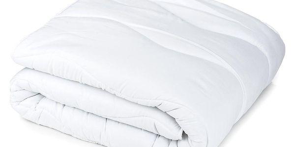 JAHU Set přikrývky a polštáře celoroční, 200 x 220 cm, 2 ks 70 x 90 cm5