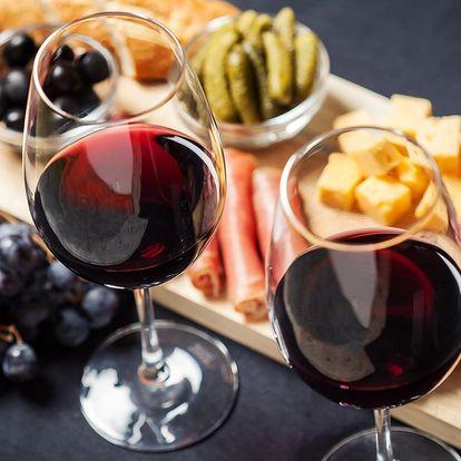 Degustace vín: odborný výklad i občerstvení