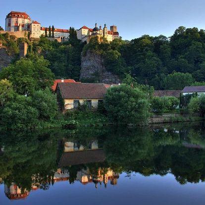Apartmán u Vranovské přehrady s vybavenou kuchyní
