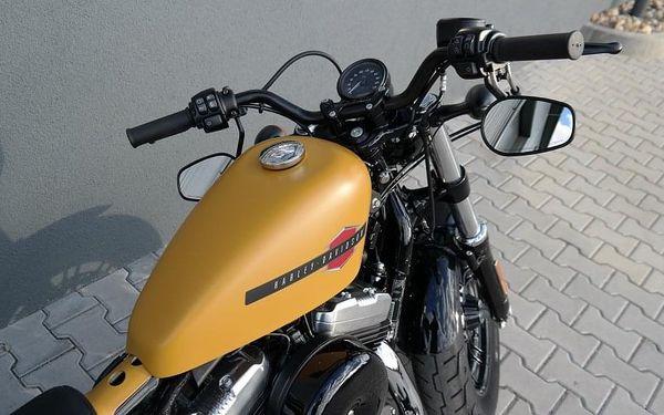 Pronájem motorky Harley Davidson Forty-Eight, 1 hodina, počet osob: 1 osoba, Praha (Praha)5
