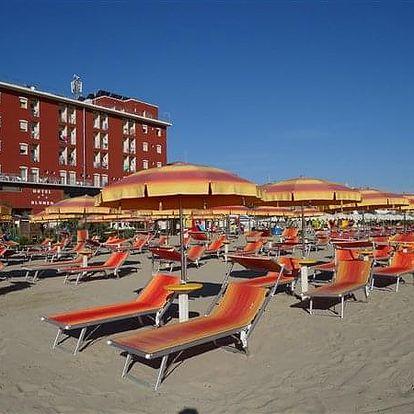 Itálie - Rimini na 8-9 dnů, polopenze