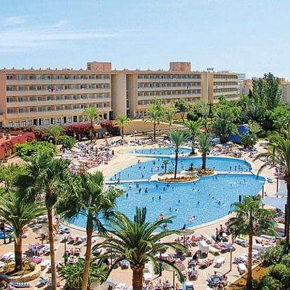 Španělsko, Mallorca, letecky na 6 dní all inclusive