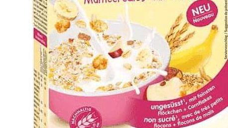 3x HOLLE Organické junior müsli vícezrnné s ovocem, 250 g