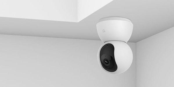 IP kamera Xiaomi Mi Home Security Camera 360° 1080p (19166) bílý2