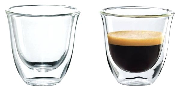 Příslušenství DeLonghi Skleničky espresso2