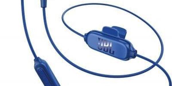 Bezdrátová sluchátka JBL Synchros E25BT modrá