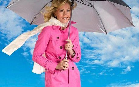 WENKO Automatický deštník, deštník KYRILL XXL