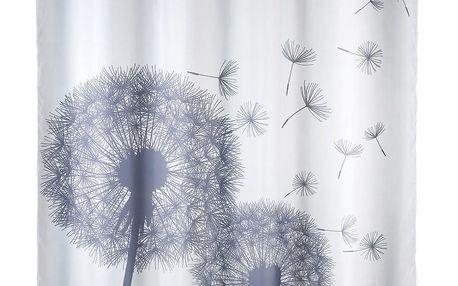 Sprchový závěs Astera Flexi, textilní, 180x200 cm, WENKO
