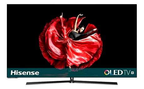 """Smart televize Hisense H55O8B (2019) / 55"""" (138 cm)"""