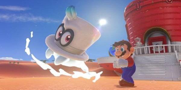 Hra Nintendo Super Mario Odyssey (NSS670)2