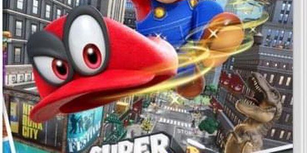 Hra Nintendo Super Mario Odyssey (NSS670)4