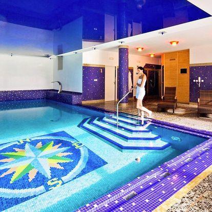 Moderní apartmá v Mariánských Lázních s bazénem