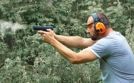 Střelba na střelnici - nejlepší zbraně světa