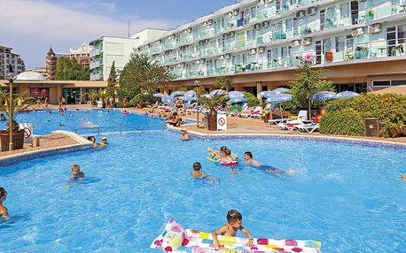 Bulharsko, Slunečné pobřeží, letecky na 3 dny all inclusive