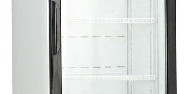 Chladící vitrína Guzzanti GZ 338 černá + DOPRAVA ZDARMA2