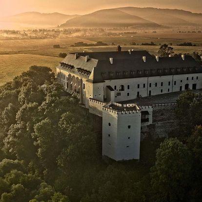 Podzim na zámku The Grand Vígľaš **** s wellness