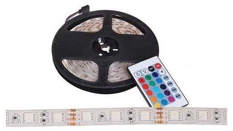 LED pásek 5 metrů – RGB+BÍLÁ