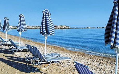Řecko, Samos, letecky na 6 dní snídaně