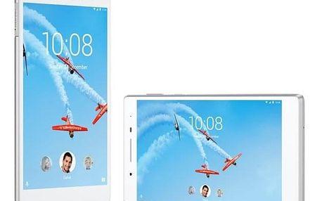 Dotykový tablet Lenovo TAB4 7 Plus 16GB LTE bílý (ZA380133CZ)