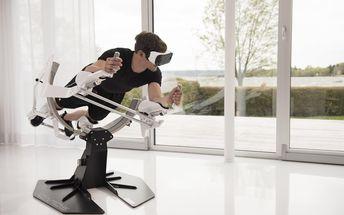 VR studio Weiss