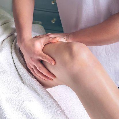 Až 66% sleva na manuální lymfodrenáž nebo anticelulitidovou masáž
