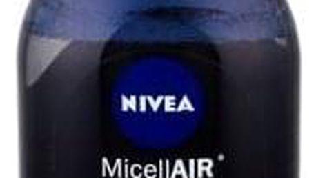 Nivea MicellAIR Expert Waterproof 400 ml micelární voda na voděodolné líčení pro ženy