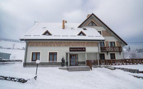 Dolny Śląsk: Pensjonat Orlicka Skała
